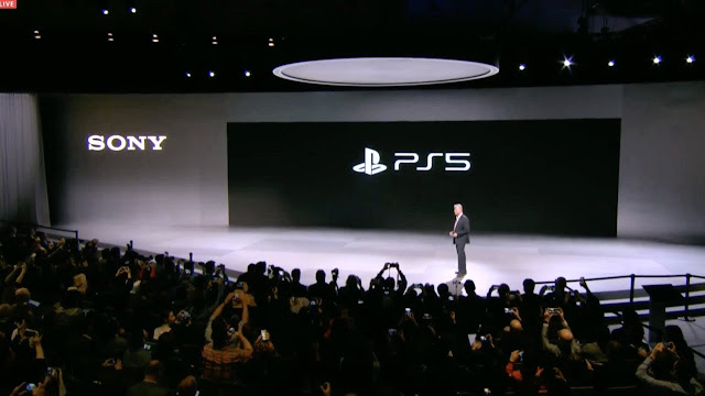 Officialy PS5's specs reveal 825GB SSD, GPU details