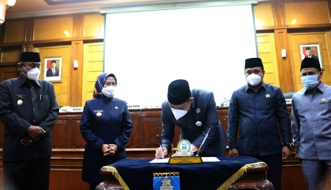 DPRD Usulkan Pengangkatan dan Pemberhentian Bupati dan Wakil Bupati Serang Terpilih