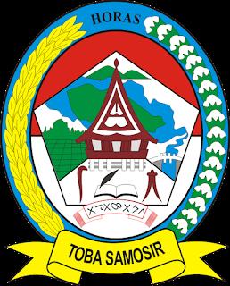 Logo/ Lambang Kabupaten Toba Samosir