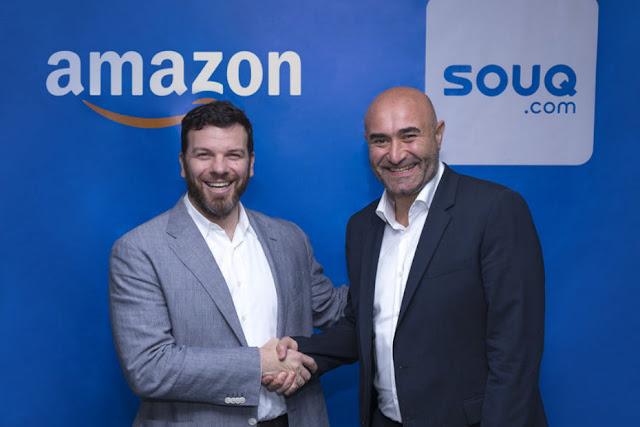 Souq.com : l'entrée d'Amazon sur le Moyen-Orient