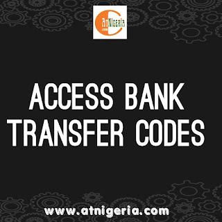 Access Bank Transfer Code (Access Bank USSD Code)