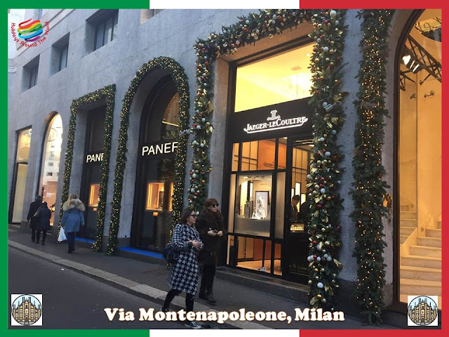 The best shopping areas in Milan, Italy