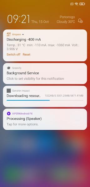 Download Tema Apple iOS 14 Premium MTZ MIUI 12 / 11 / 10 Terbaru