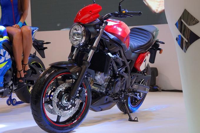 2017 Suzuki SV650 Motorcycle UAEs Prices, Specs