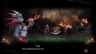 Deaths Gambit Afterlife Game Screenshot 8