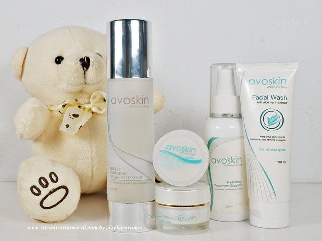Set Skincare Avoskin