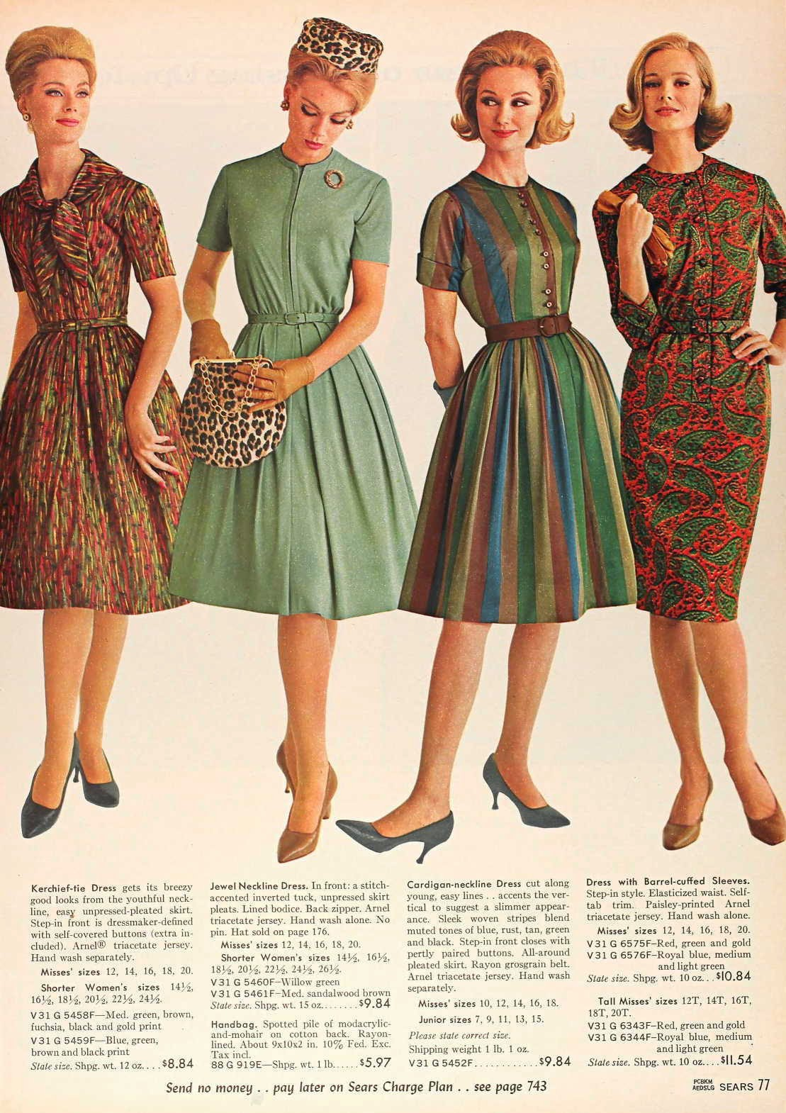 Snapped Garters: Fashion Things I Don't Like |From The 60s Clothing Styles