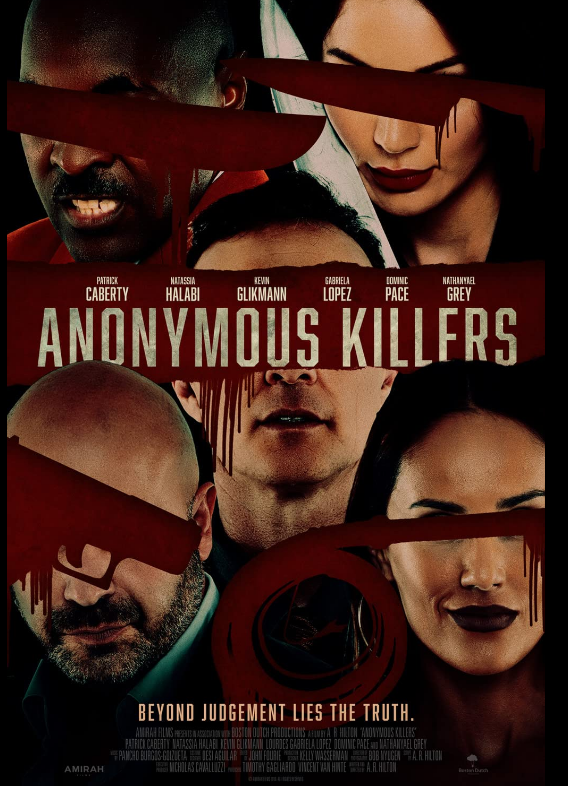 MOVIE: Anonymous Killers (2020)