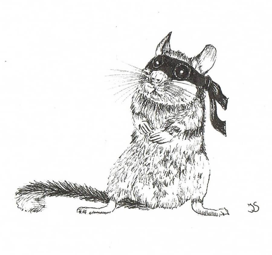 09-Masked-rodent-Julia-Bangert-www-designstack-co