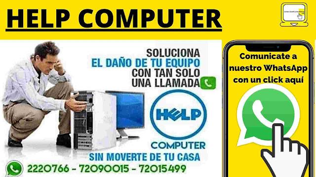 REPARACIÓN DE COMPUTADORAS EN LA PAZ