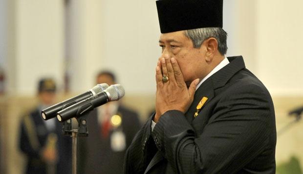 Curhat Lewat Tulisan, SBY: Perbuatan Sejumlah Sahabat Sangat Melukaiku!