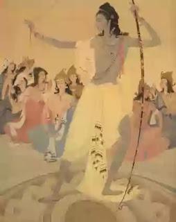 arjun as a victor - a r chughtai