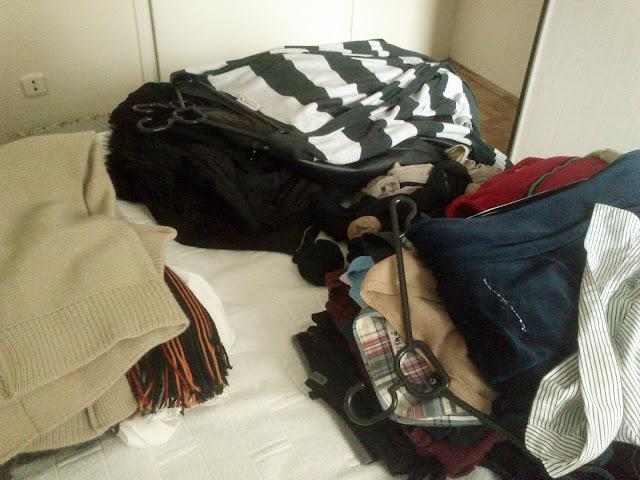KonMari metoda - razvrstavanje odjeće