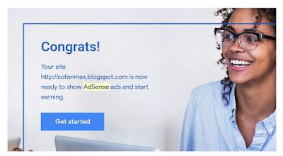 blogspot adsense daftar
