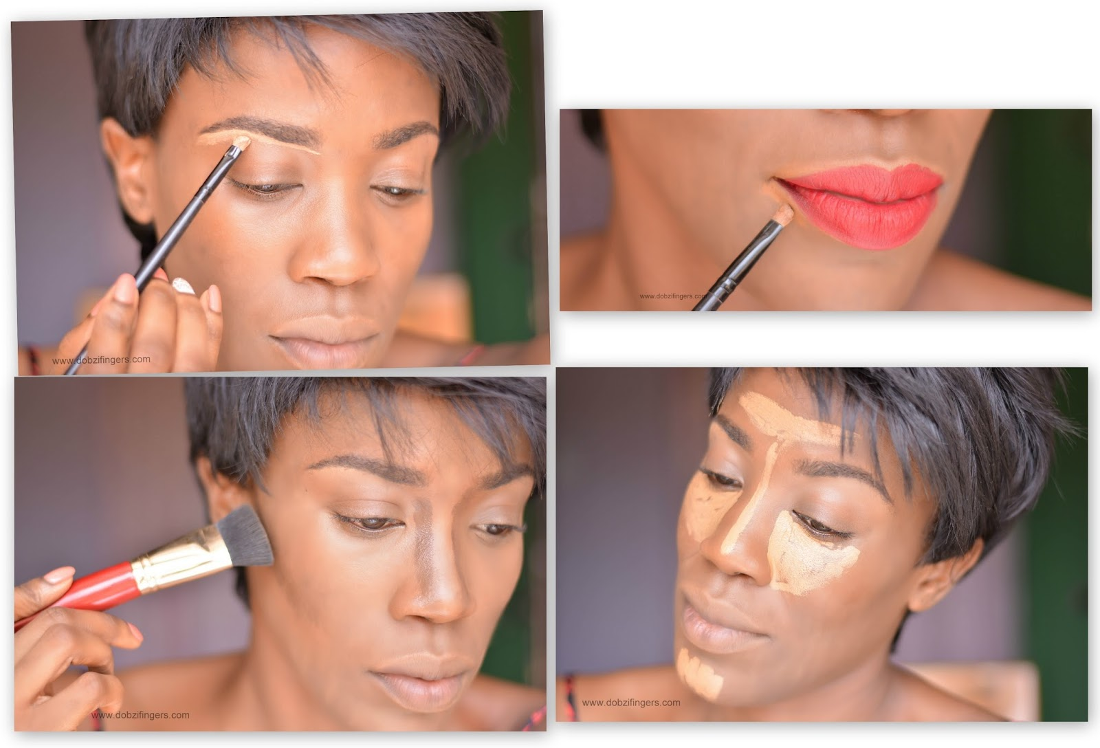 5 Other ways to use concealer | Dobzi Fingers