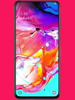 Samsung Galaxy A70 price in pakistan and specification