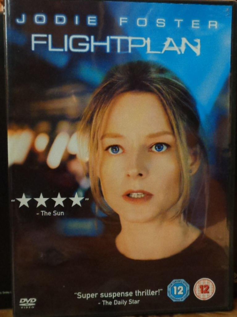 Movies On Dvd And Blu Ray Flightplan 2005