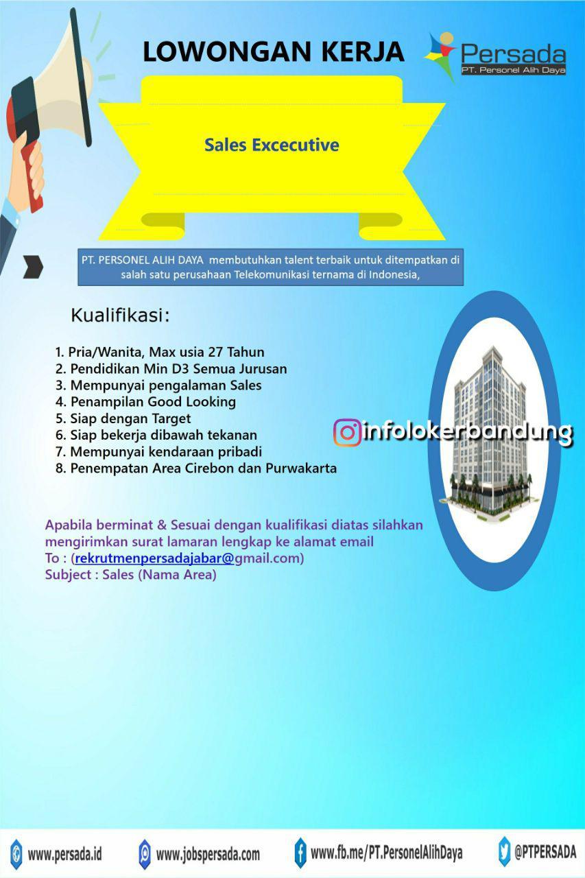 Lowongan Kerja  PT. Personel Alih Daya ( Persada Jabar) Bandung Juli 2018 - infolokerbandung.com