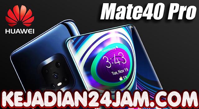 Smartphone Huawei Mate 40 Hadir Dengan Opsi Warna Baru