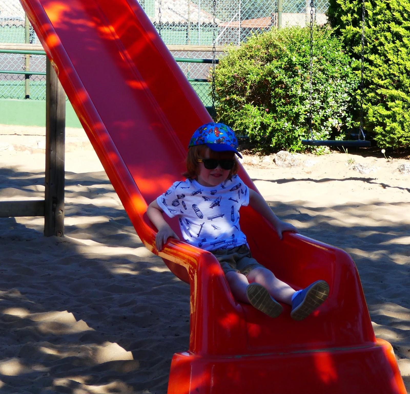 Camping La Siesta, Calella de Palafrugell, Costa Brava - a review - mini club park