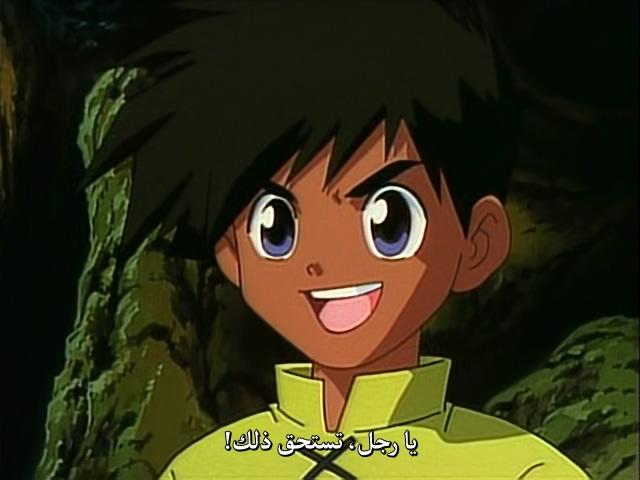 تحميل حلقات فرسان الارض Shin Hakkenden مترجم عربي كامل