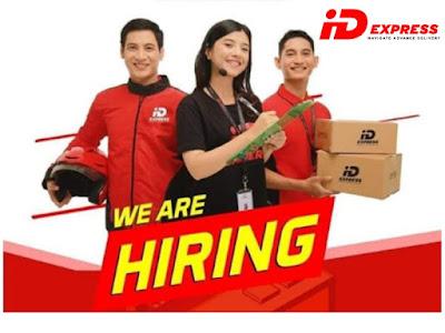 Loker Bandung Hari Ini di ID Express Bandung Posisi Admin dan Kurir Lulusan SMA / SMK