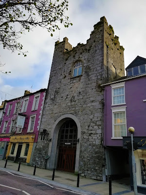 Irish Tower House