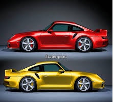 "2021 Porsche 911 Turbo ""959 Conversion"" Looks"