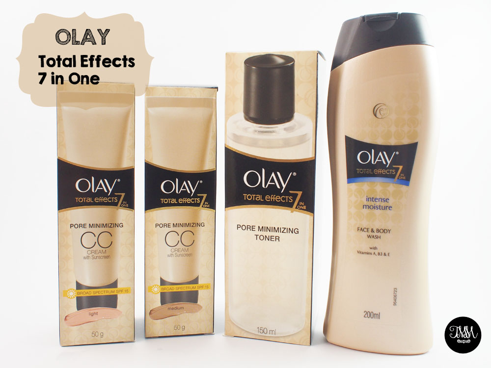 My Experience With Olay Total Effects Pore Minimizing Line The