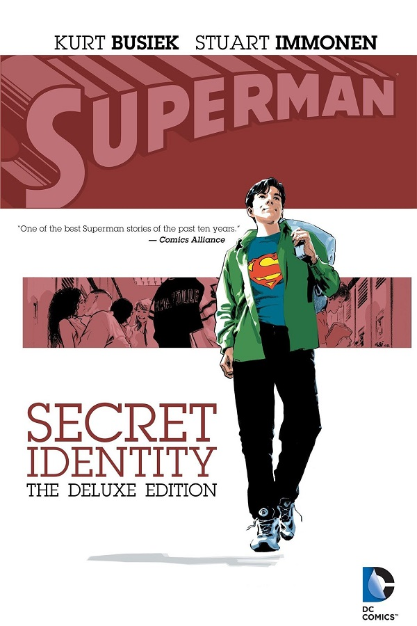 Superman Secret Identity