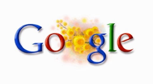Google Doodle for International Women's Day 2009