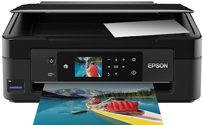 Freedom to print and scan from anywhere Epson Expression Home XP-422 Driver Downloads