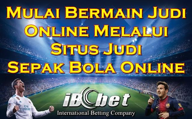 Mulai Bermain Judi Online Melalui Situs Judi Sepak Bola Online