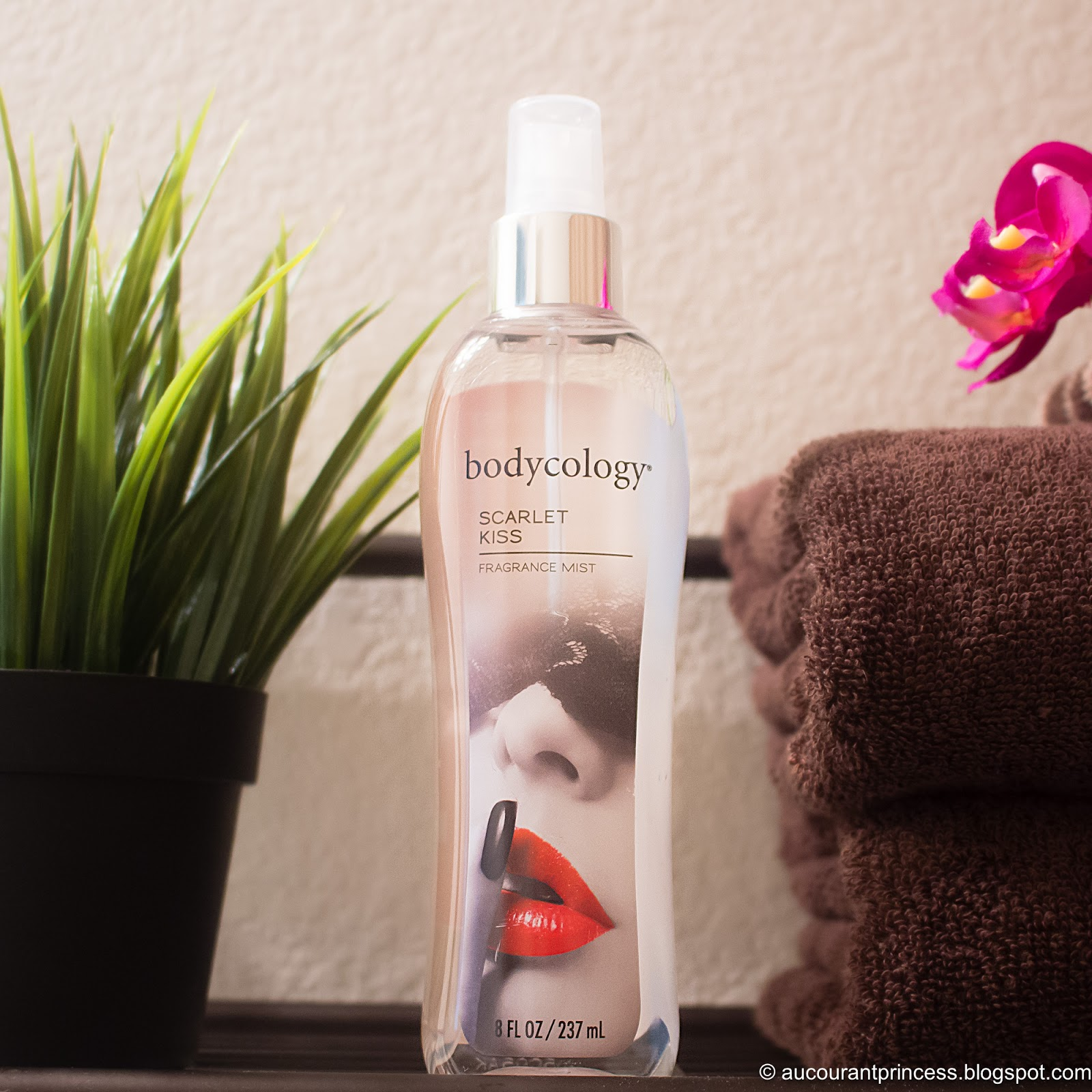 bodycology Fragrance Mist in Scarlet Kiss Product Review