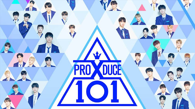 Download Variety Show Korea Produce X 101 Batch Subtitle Indonesia