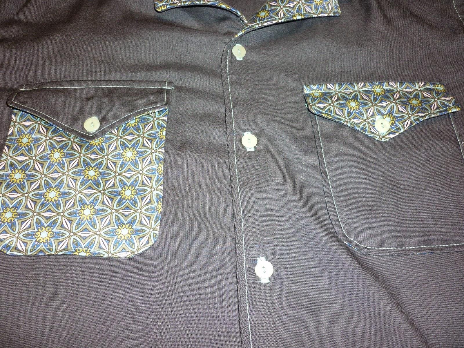 modistilla de pacotilla negroni colette patterns camisa hombre
