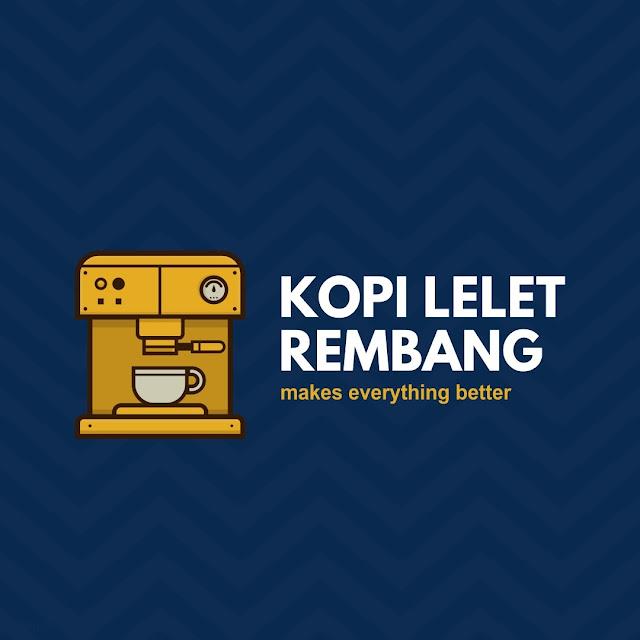 Segera Pesan Dan Miliki Kaos Kopi Lelet Asli Kota Rembang