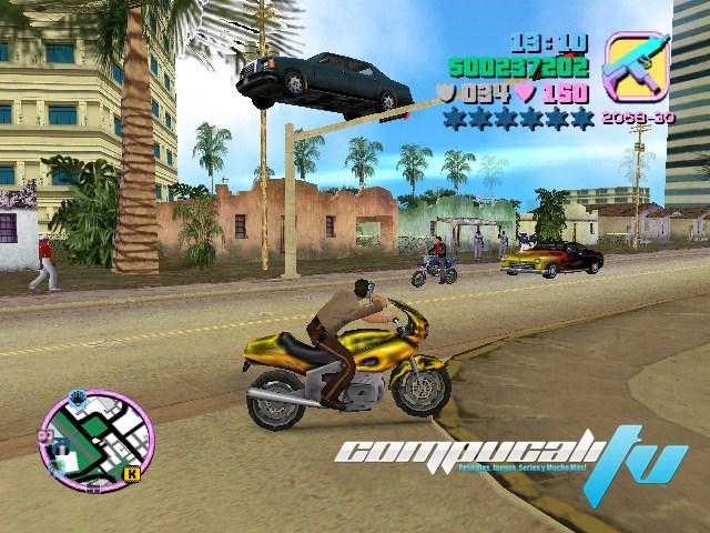 GTA Grand Theft Auto La Trilogia PC Full ISO Español