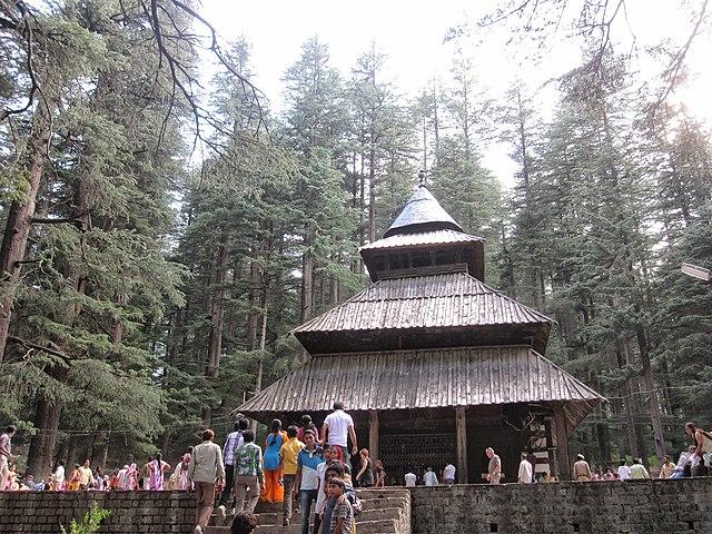 Hidimba Temple Manali - A famous Hindu Pilgrimage Site in Himachal Pradesh