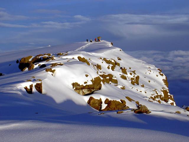 Monte Kilimanjaro – Tanzânia
