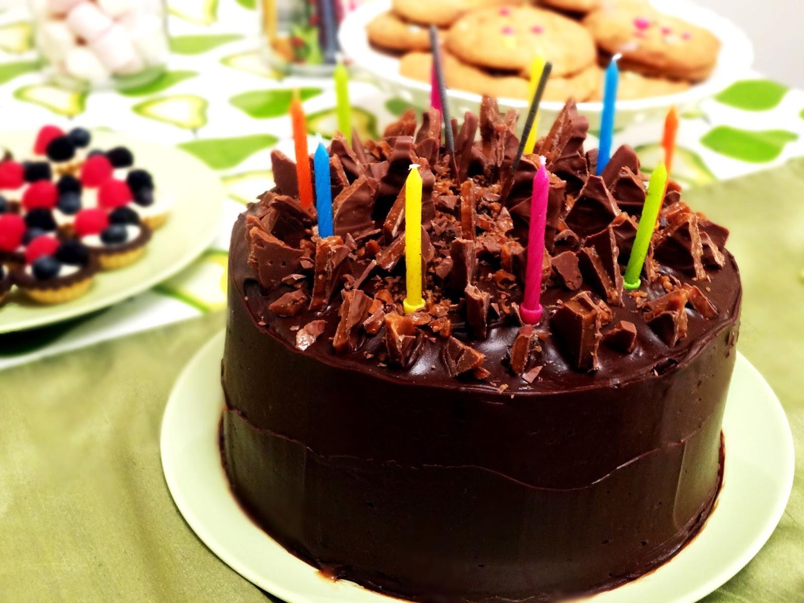 Dime Bar Cake