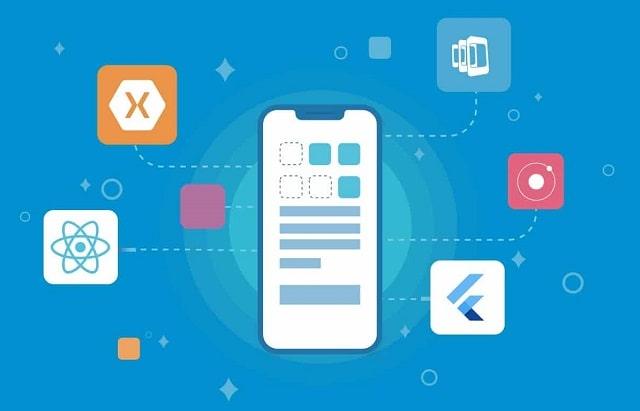 cross-platform app frameworks mobile application development