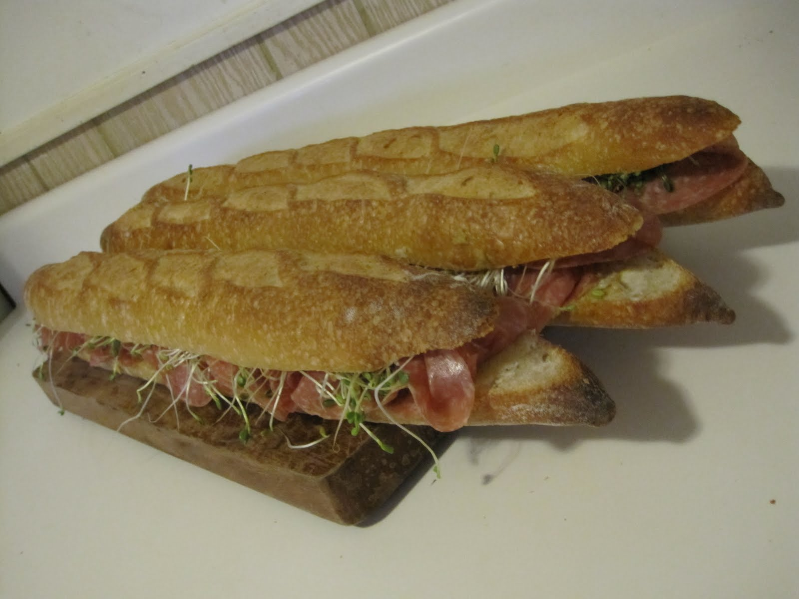 Oil Changes: the anti food blog food blog: Juniper Festival Catering