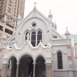 The Future of Catholicism in Hong Kong