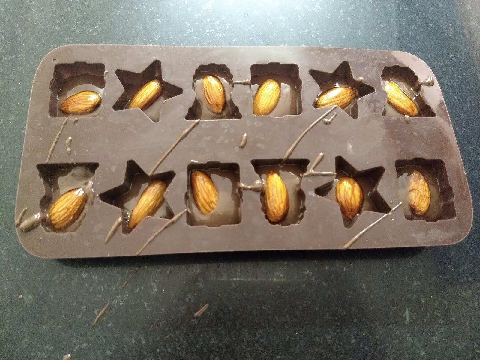 Homemade Chocolates recipe | How to make Chocolates at home