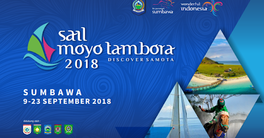 International Yacht Rally Di Sail Moyo Tambora Sumbawa
