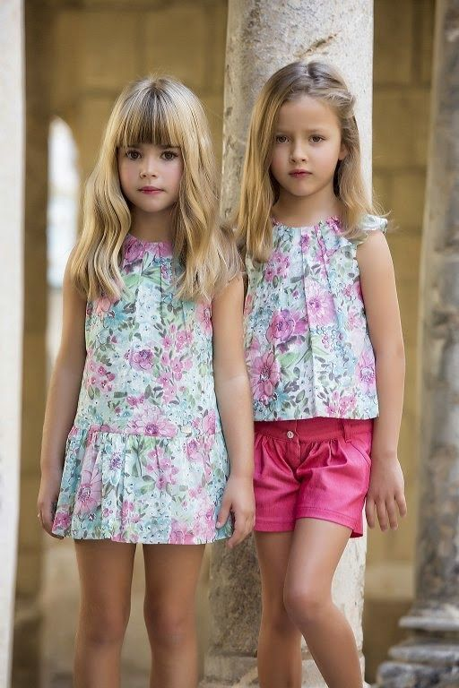 Floral Dress and Blouse Image 5