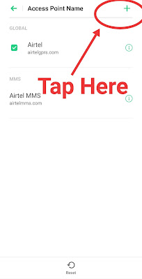 Increase jio speed global apn setting new apn