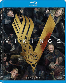 Vikingos – Temporada 5 [6xBD25] *Con Audio Latino