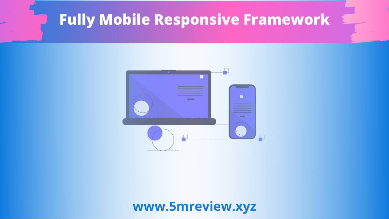 WebSuitePro Fully Mobile Responsive Framework